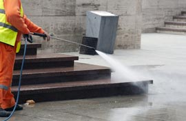 Power Washing and Steam Cleaning - Capital Building Maintenance