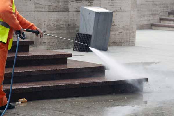 Pressure Washing – Capital Building Maintenance